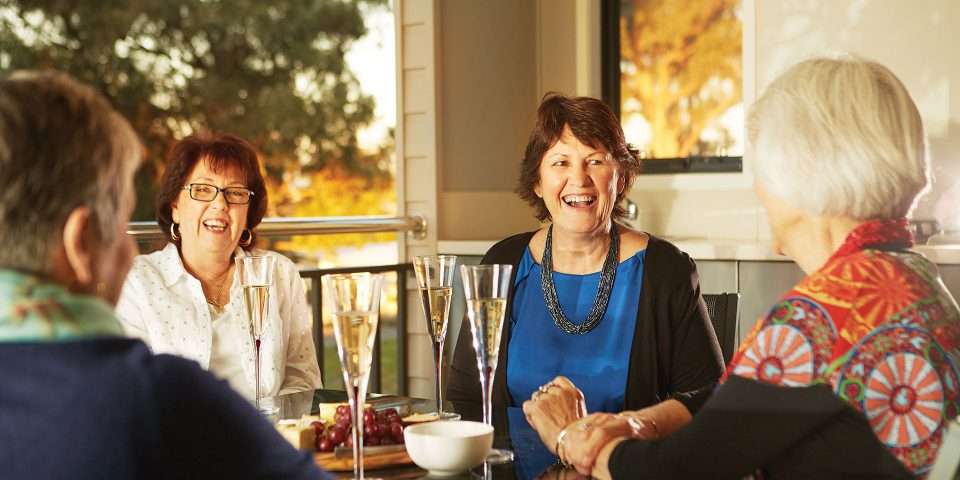 Wine and Cheese Evening at Tuart Lakes Lifestyle Village