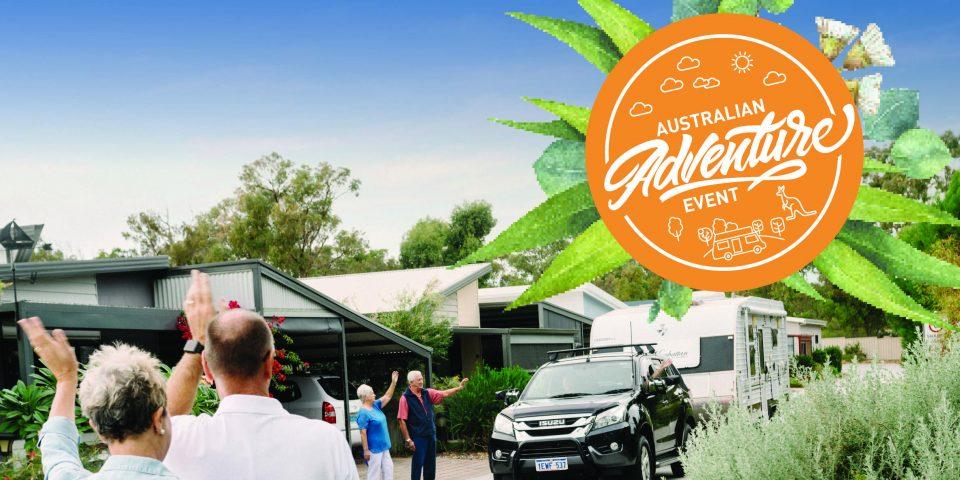 Lake Joondalup & Pineview Australian Adventure Event