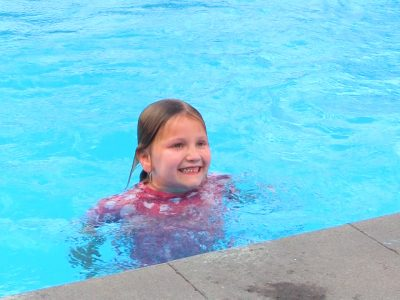 Grandparents love being able to use our Family centres and shared pool facilities