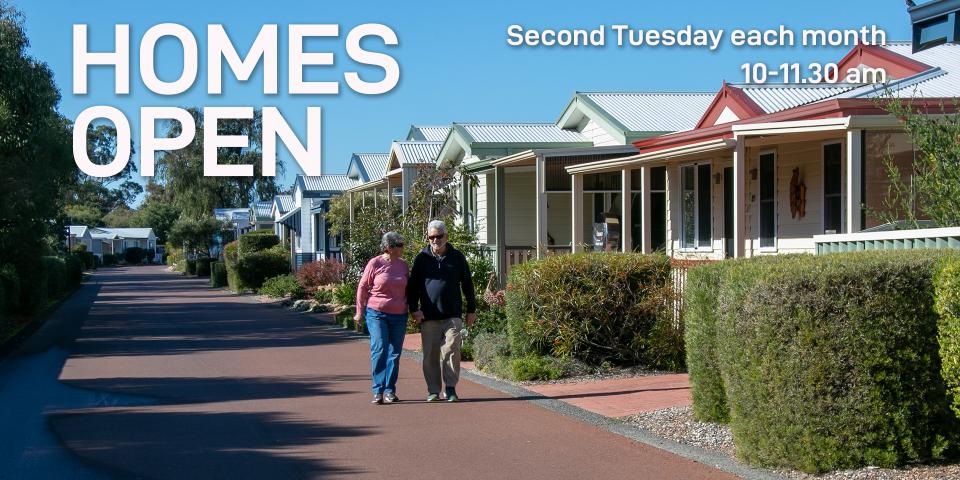 Homes Open, Busselton